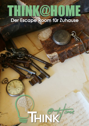 Escape Rooms für Zuhause